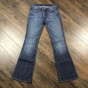 7 For All Mankind A Pocket Blue Jeans Pants (26)